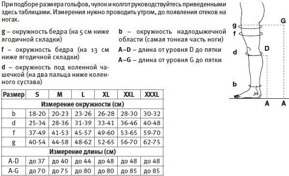 размеры venoteks trend.jpg